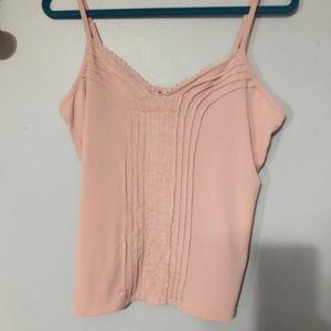 Lane Bryant Blush Pink Cami 14/16